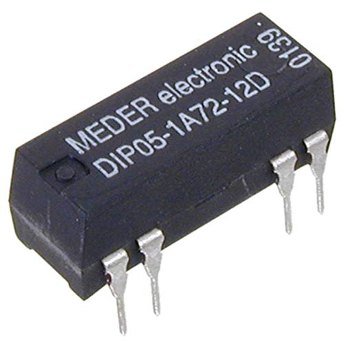 DIP051A7212D Reed-Relais 5V= 1xEIN 500 Ohm +Diode parallel