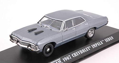 Supernatural voiture échelle 1:64 1967 Chevrolet Impala Sport-Butin Crate Exclusive