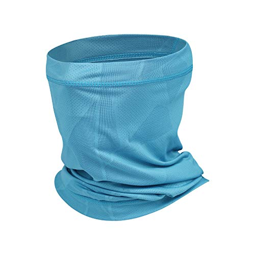 Neck Gaiter Breathable Fishing Face Mask for Sun Protection Sunmmer Soft Face Cover