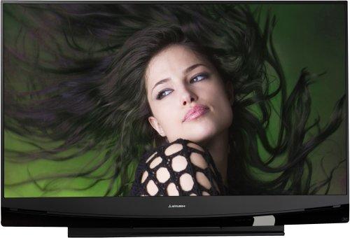 Mitsubishi WD-73737 73-Inch 1080p 120Hz Home Theater DLP HDTV (2009 Model)