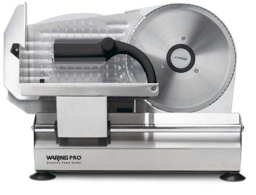 Waring Pro FS800 Electric Food Slicer