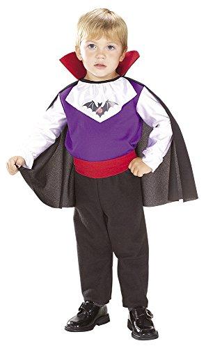 Rubies Haunted House - Disfraz infantil de vampiro 11523-T)