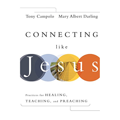 Connecting Like Jesus cover art