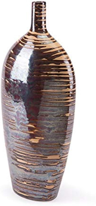 HomeRoots Décor 295263-OT Tall Vase, Multicolor