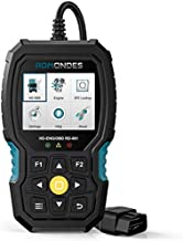 Romondes RD801 Heavy Duty Truck Scanner, Universal 24V Diesel OBD Scan Tool, Check Engine Truck Scanner Diagnostic Tool for Scania, Man, Hino, Fuso, UD , DAF