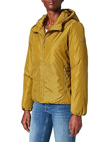 Tom Tailor 1026522 Functional Chaqueta básica Funcional, 27505 Wooden Moss Green, XL para Mujer