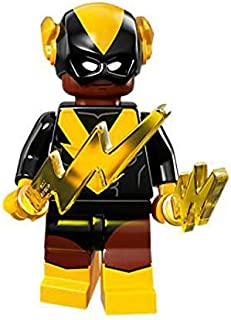 LEGO The Batman Movie Series 2 Collectible Minifigure - BLACK VULCAN (71020)