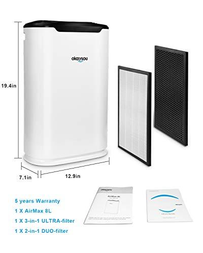best air purifier for vocs