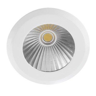 LEDs-C4 90-1782-14-37 encastrement top 1xled bridgelux 5,5w Blanc