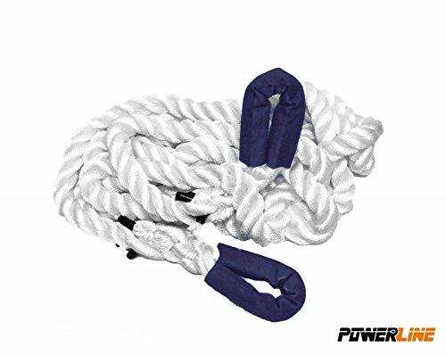 Powerline Kinetisches Seil Bruchlast 22 T, 10 m, 32 mm Off Road Kinetikseil Bergeseil