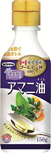 【Pick up!】 ニップン アマニ油 150g