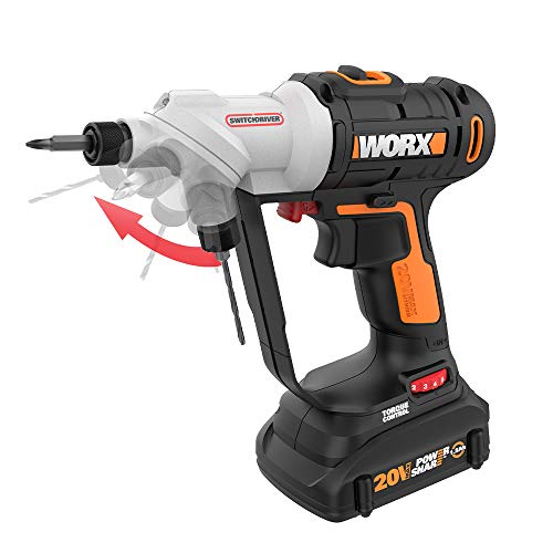 WORX Switchdriver Cordless Drill and Driver
