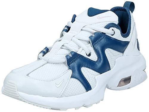 Nike Air MAX Graviton, Zapatillas Mujer, Blanco White Photon Dust Valerian BLU 106, 38.5 EU