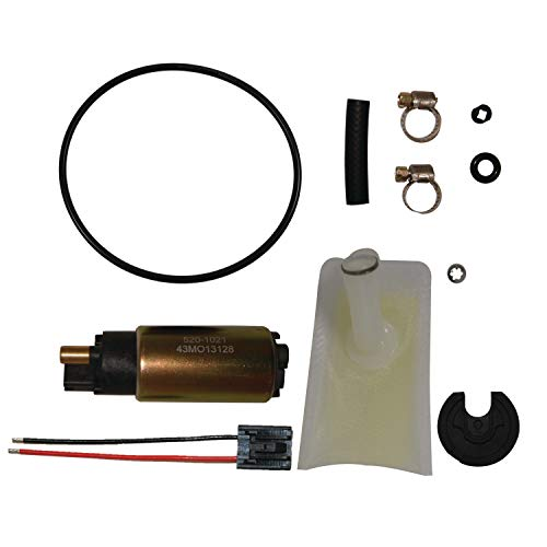 Electric Fuel Pump Kit with Strainer, 1 Pack - GMB 550-1240