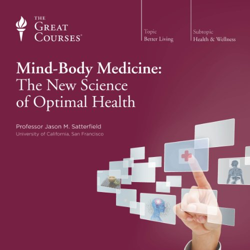 Mind-Body Medicine audiobook cover art