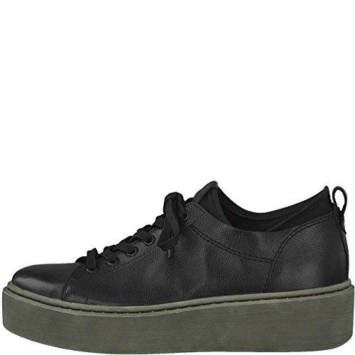 Tamaris Freya 1-1-23715-29-001 - Zapatos con cordones para hombre, color negro, color Negro, talla 40 EU