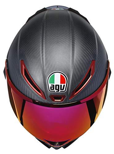 AGV Pista GP RR Casco para Moto, Accesorio Unisex para Adultos, Speciale, XL