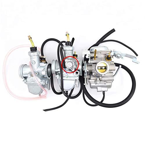 Fashion SHOP Carburador Carburador de Motocicletas Compatible con Yamaha ybr125 xtz125 xtz 125 ybr 125 125cc Compatible con Euro I II III III Compatible con Mikuni Controlar (Color : Euro I)