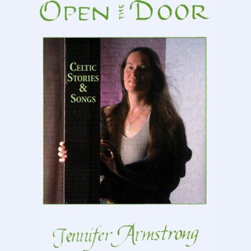 Open the Door audiobook cover art