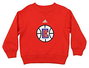 60% cotton/ 40% polyester Embroidered logo Toddler sizing Officially licensed by the NBA