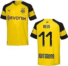 Puma Camiseta Borussia Dortmund 1ª Equipación 2019/2020 Hombre Reus 11