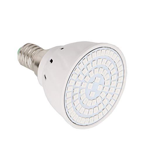 80 LED per coltivazione di piante, lampadina a LED per interni, luce rossa e blu, E14 220.0volts