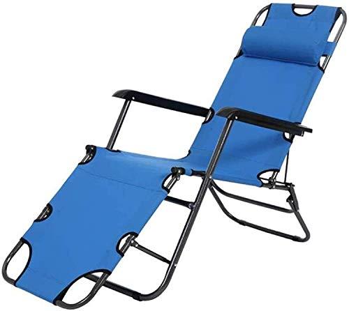 Haushaltsgeräte Leichte Sonnenliege Schwerelosigkeit Garten Sonnenliege Sonnenliege Liege Liege Klappreflexzonenmassage Gartenmöbel Stuhl (Farbe: Rot Größe: 153 62 30) (Farbe: Rot Größe: 153 * 62 *