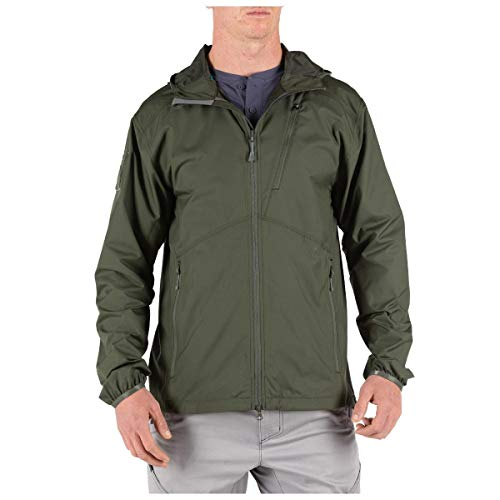 5.11 Tactical Series 511-48339 Veste Homme, TDU Green, FR (Taille Fabricant : XS)