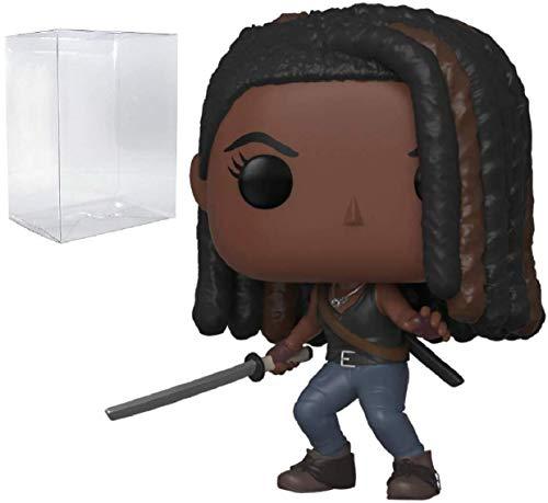 Pop TV: Walking Dead - Michonne Pop! Vinyl Figure (Includes Compatible Pop Box Protector Case)