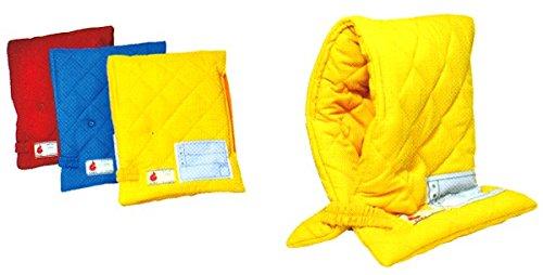 日本製 日本防炎協会認定品 興栄繊商 FA55000 幼児用防災ずきん 縦32×横26cm イエロー