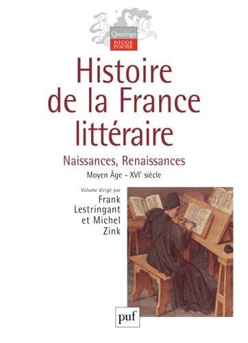 Histoire de la France littéraire