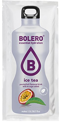Bolero Drinks Ice Tea Passionfruit 12 x 9g