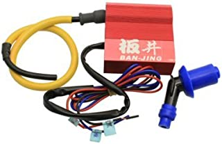 Ban Jing High Performance Microchip CDI Coil for  50cc to 500cc 4 Stroke Scooters