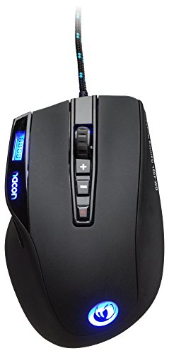 BigBen GM-400L - Ratón Láser Nacon Para Gaming PC