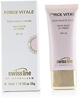 スイスライン Force Vitale Aqua-Calm CC Cream SPF30 - Beige 20 -並行輸入品