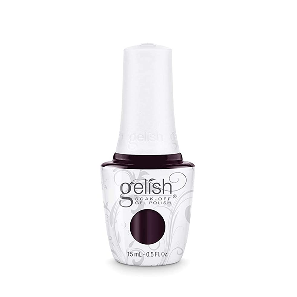 料理をするダーベビルのテス紛争Harmony Gelish Gel Polish - Bella's Vampire - 0.5oz / 15ml
