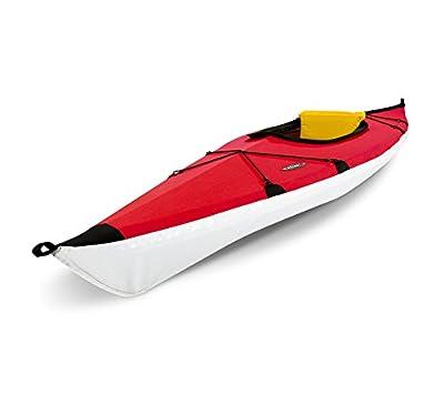 GR-YL/GR-STD-AIR-BK-P Folbot Recreational Gremlin Foldable and Portable Kayak by Folbot