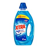 X•TRA Total+ – Lessive Liquide Universelle – Blanc et Couleur – 25 Lavages (1.25L)