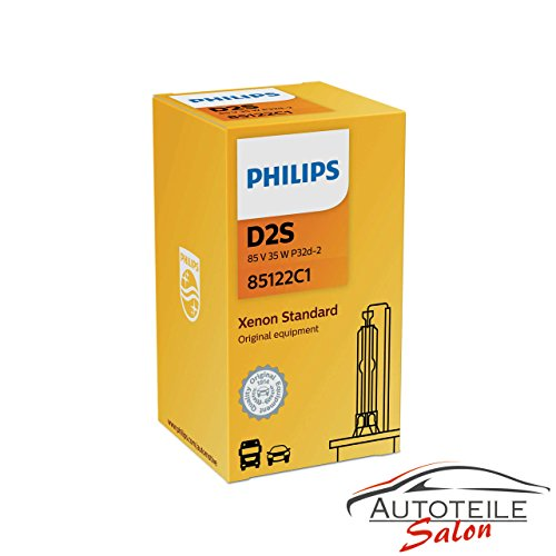 Philips Xenon Brenner D2S 85122C1 85V 35W *NEU*
