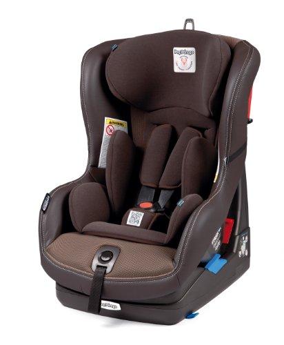 Peg Perego IMVG010035DX13DX79 Viaggio 0+1 Switchable, Grigio/Rosso/Nero