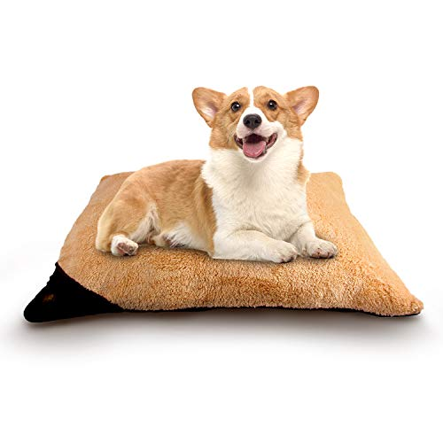 ALL FOR PAWS Lambswool Pillow Bed for Dogs