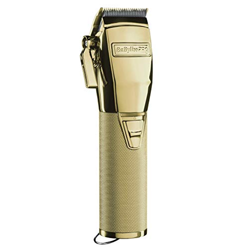 Babyliss Pro FX-8700 Barber Clipper Haarschneider Gold, 1500 g