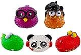 Orb Toys Ryan's World Bubble Pal x5 - Pack (Combo Panda, Baby T-Rex, Peck, Pal Moe & Gus)