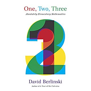 One, Two, Three audiobook cover art