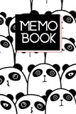 Memo Book: A Fun Small Notebook for Young Girls You Can Toss In Your Backpack for School or Use at Home - Makes a Great Party Favor