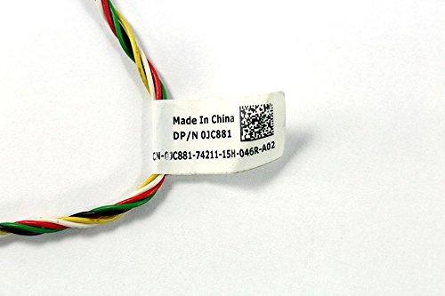 Dell PowerEdge 19502950PERC5/i PERC6/I 2,53,5RAID Akku Power Kabel JC8810jc881cn-0jc881
