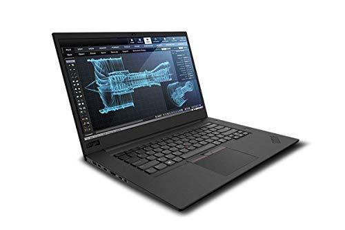 Lenovo ThinkPad P1 (2nd Gen) 20QT - Core i7 9850H / 2.6 GHz - Win 10 Pro 64-bit - 16 GB RAM - 512 GB SSD TCG Opal Encryp (Renewed)