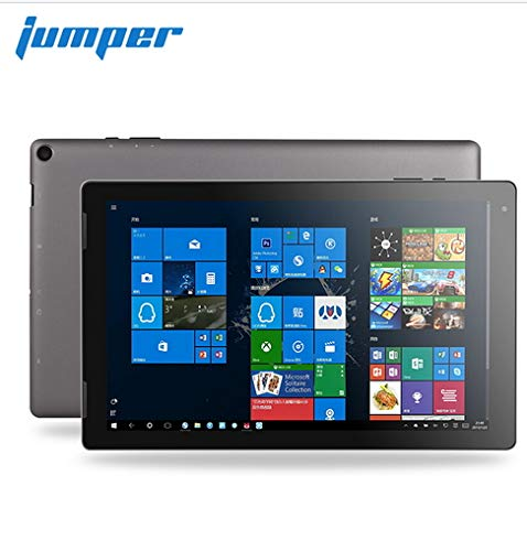 Jumper EZpad 7 2 en 1 Tableta 10.1  FHD IPS Pantalla tabletas Intel Cherry Trail X5-Z8350 4GB DDR3 64GB eMMC Windows 10 Tablet PC