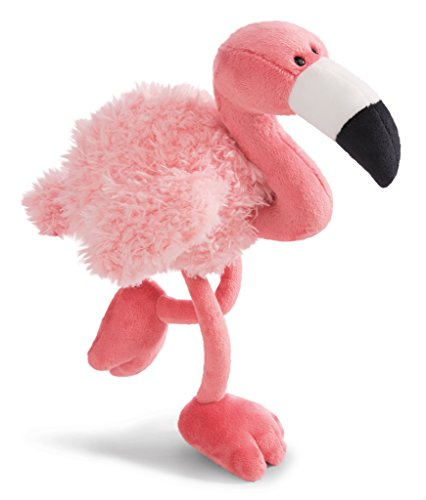 NICI 41658.0 Sommer Kuscheltier Flamingo, 35 cm