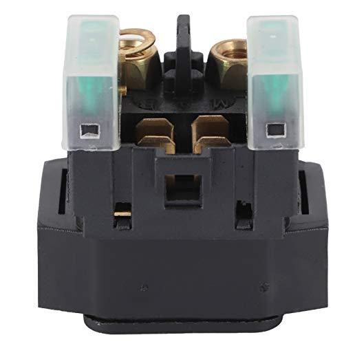 Fácil de instalar, interruptor de relé de arranque, piezas prácticas convenientes de usar solenoide de relé de arranque de aleación de aluminio, para referencia: 5HH‑81940‑00‑00
